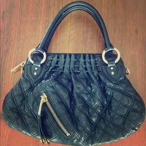 Marc Jacobs Made in Italy Quilted Leather Handbag